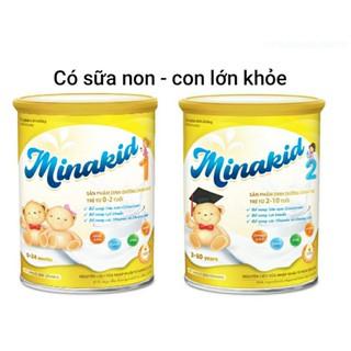 sữa non MINAKID vị Vani 400g 800g thumbnail