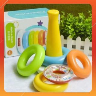 [HÀ NỘI] Tháp xếp chồng cho bé( Sản phẩm được phân phối bởi Tập đoàn Nam Tiến)