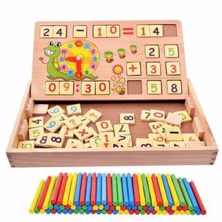 Đồ chơi trẻ em giá rẻ, đồ chơi trẻ em tphcm -Bảng học toán đa năng cho trẻ, Giúp phát triển trí thông minh
