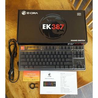 Bàn phím cơ E-DRA EK387 TKL - Huano Switch thumbnail