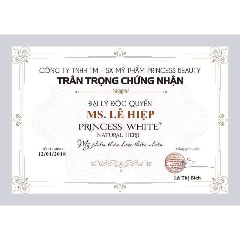 Tẩy Trang Herskin - Princesswhite