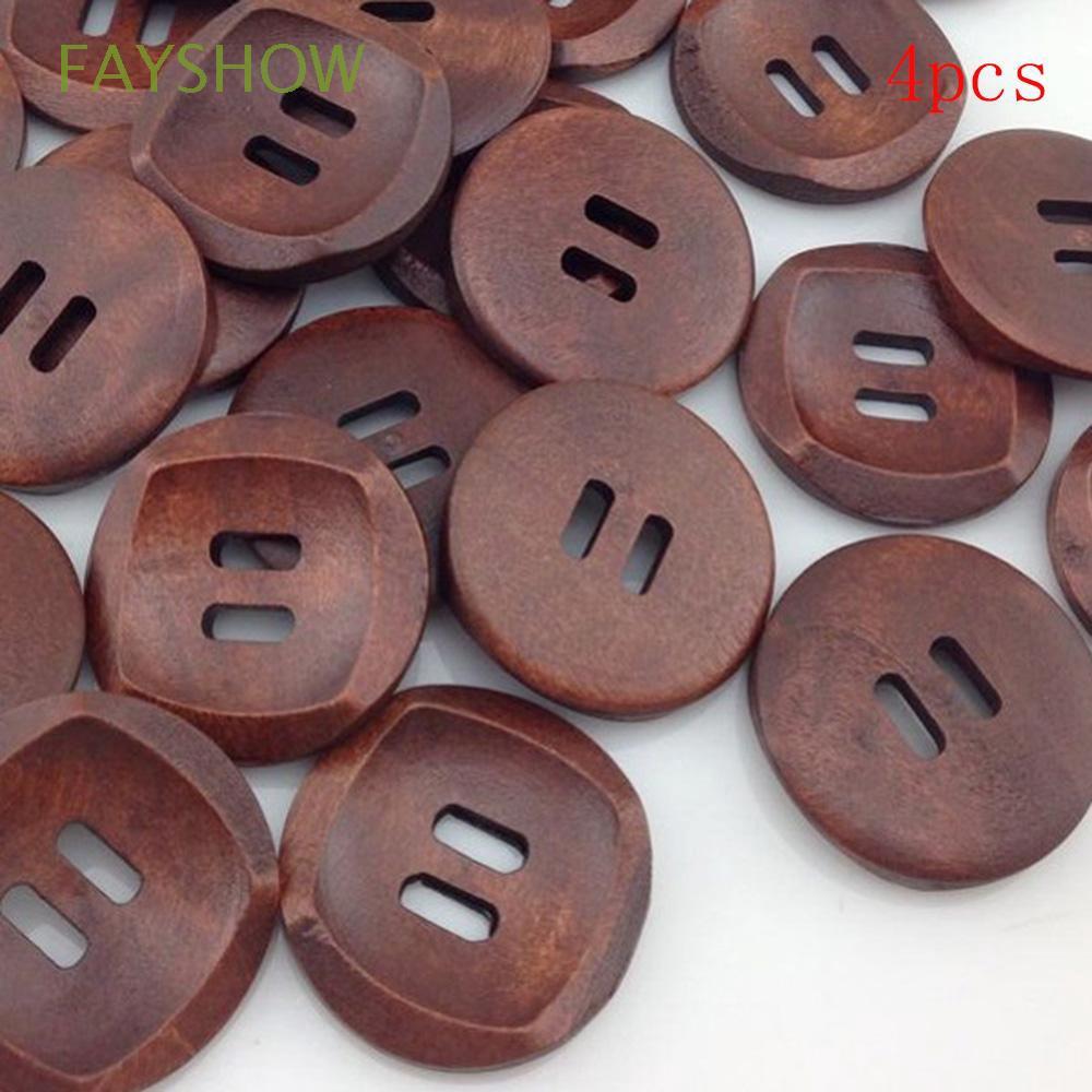 Bộ 4 nút gỗ dùng trang trí tiện dụng DIY - 22493116 , 2365588472 , 322_2365588472 , 14800 , Bo-4-nut-go-dung-trang-tri-tien-dung-DIY-322_2365588472 , shopee.vn , Bộ 4 nút gỗ dùng trang trí tiện dụng DIY