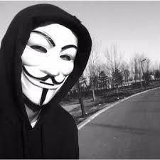 Mặt nạ hacker, mặt nạ hóa trang V【 3C 】 V85 nhập khẩu