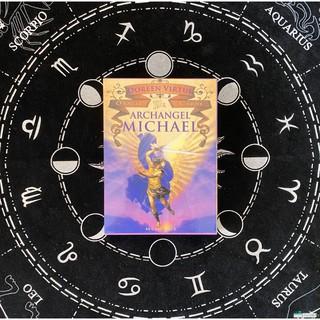 Thẻ Bài Hình Ca Sĩ Michael Oracle Độc Đáo