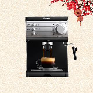 Máy pha cà phê tự động DONLIM KF6001, máy pha cafe espresso chuyên nghiệp cho gia đình và văn phòng