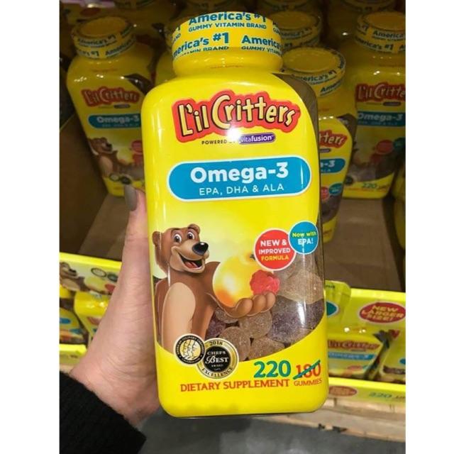 {Date 9/2019}-Kẹo gấu bổ sung omega 3 và DHA cho bé -HÀNG Mỹ mẫu mới 2018 - 9924214 , 1340713525 , 322_1340713525 , 620000 , Date-9-2019-Keo-gau-bo-sung-omega-3-va-DHA-cho-be-HANG-My-mau-moi-2018-322_1340713525 , shopee.vn , {Date 9/2019}-Kẹo gấu bổ sung omega 3 và DHA cho bé -HÀNG Mỹ mẫu mới 2018