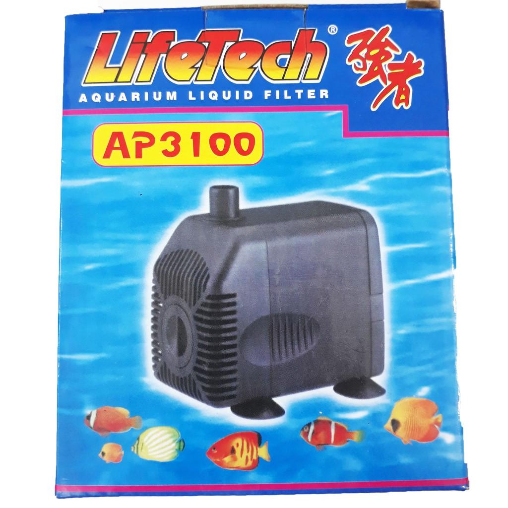 Máy Bơm Nước Hồ Cá LifeTech AP3100 - Máy Bơm Nước Bể Cá Cao Cấp - 3285310 , 1133046215 , 322_1133046215 , 120000 , May-Bom-Nuoc-Ho-Ca-LifeTech-AP3100-May-Bom-Nuoc-Be-Ca-Cao-Cap-322_1133046215 , shopee.vn , Máy Bơm Nước Hồ Cá LifeTech AP3100 - Máy Bơm Nước Bể Cá Cao Cấp