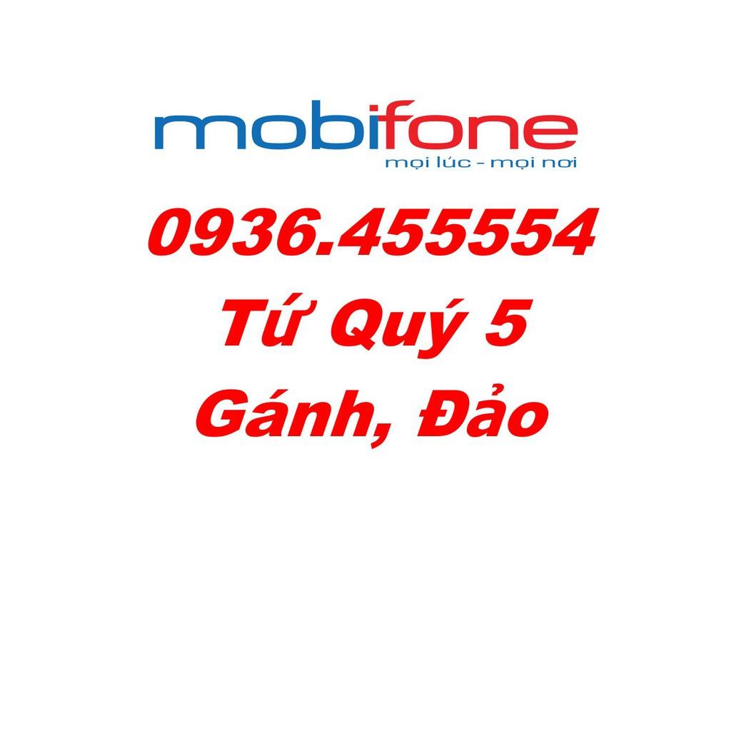 Sim số đẹp mobifone [0936455554]