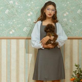 [Mã FAMALLT5 giảm 15% đơn 150k] [MÉO SHOP] Váy Liền Noemie thumbnail