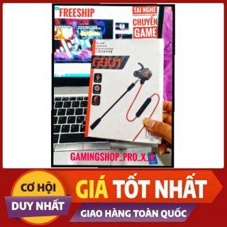 tai nghe gaming G901 chuyên game và nhạc sàn cực mạnh | Chuẩn 3.5mm | Mic âm khử tiếng ồn | Cáp kết nối PC tiện lợi