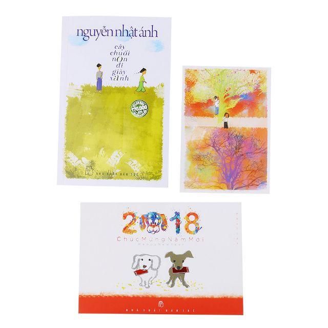Sách truyện Cây chuối non đi giầy xanh Nguyễn nhật ánh