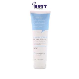 Tẩy Tế Bào Chết Cosmedica - 2,5% Glycolic Facial Scrub (120ml)-0