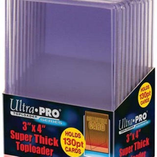 Bọc nhựa bảo vệ bài Ultra Pro toploader