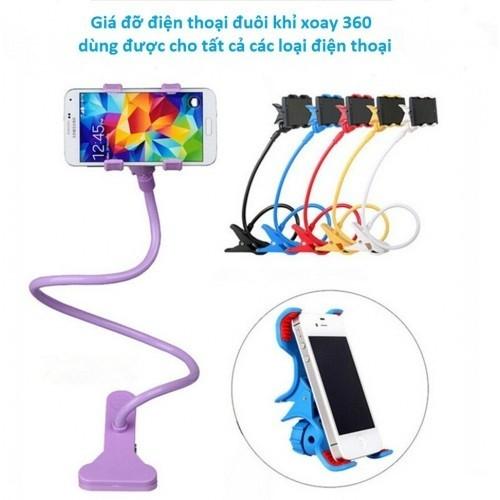 Giá Đỡ Điện thoại Kẹp Đuôi Khỉ cho ĐT Smartphone hàng loại 1 -dc1456 - 2642060 , 11281638 , 322_11281638 , 17000 , Gia-Do-Dien-thoai-Kep-Duoi-Khi-cho-DT-Smartphone-hang-loai-1-dc1456-322_11281638 , shopee.vn , Giá Đỡ Điện thoại Kẹp Đuôi Khỉ cho ĐT Smartphone hàng loại 1 -dc1456