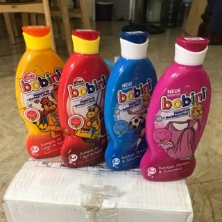 Sữa tắm gội trẻ em Bobini 3in1