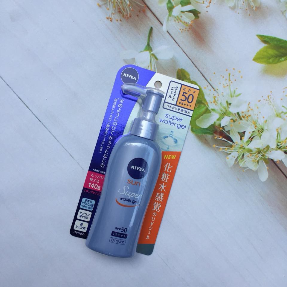 Nivea Sun Protect Spf50 Pa+++ vòi xịt