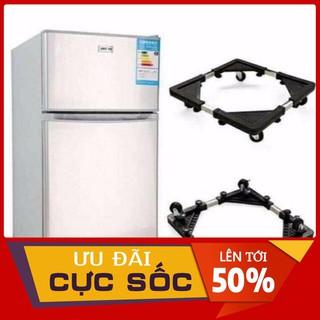 [Siêu Khuyến Mại ] Giá để tủ lạnh có bánh xe