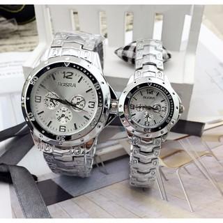 Đồng hồ đeo tay Dotime thời trang nam nữ Rosra cao cấp đẹp ZO49