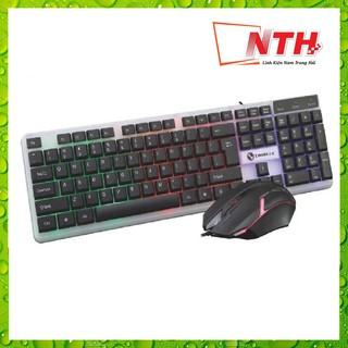Bộ bàn phím và chuột LIMEIDE T11 chuyên Game Led 7 màu thumbnail