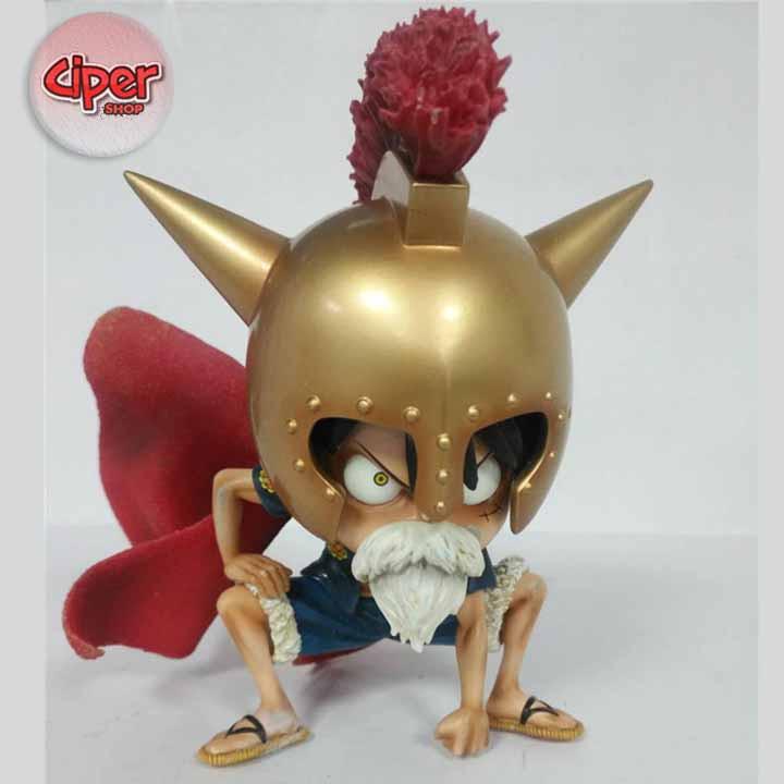 Mô hình Luffy Lucy Gear 2 - Mô hình One Piece