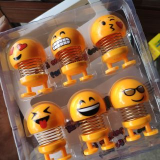 Combo 6 emoji mini