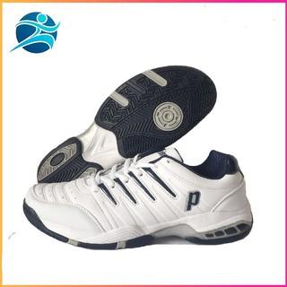 HOT Giày tennis nam Prince mẫu mới, êm ái, thoáng khí, màu trắng, đủ size | Hot He 2020 | Cực Đẹp . 2020 👟 2020