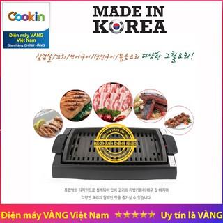 Vỉ nướng điện Hàn Quốc COOKIN KEP-CM101