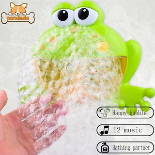 [HOT] Đồ chơi bồn tắm tạo bọt cho bé hình con ếch