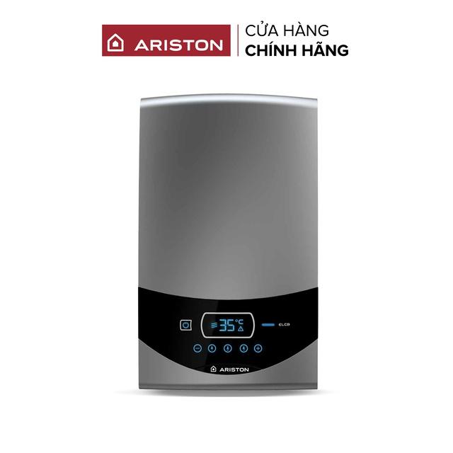 [Mã 1510ELSALE hoàn 7% xu đơn 300K] Máy nước nóng trực tiếp có bơm Ariston ST45PE-VN - Hàng chính hãng