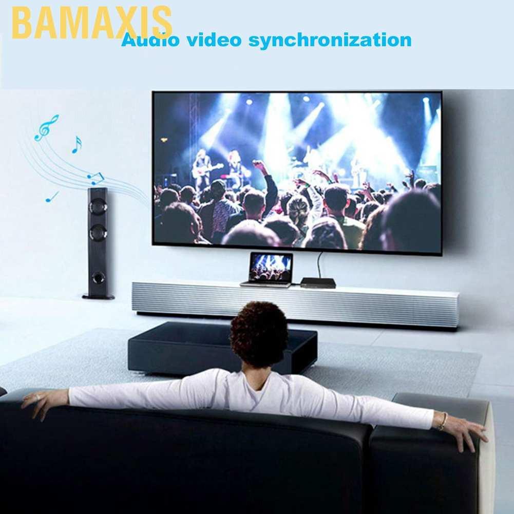 Bộ Chia Cổng Bamaxis Máy Tính E0303 Displayport 1.4 8k 60hz