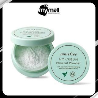 Phấn Phủ bột Khoáng Kiềm Dầu Innisfree No Sebum Mineral Powder 5g thumbnail