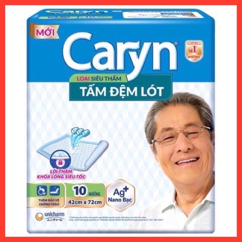 tam-lot-dem-caryn-lot-san-dich-cho-me-sau-sinh