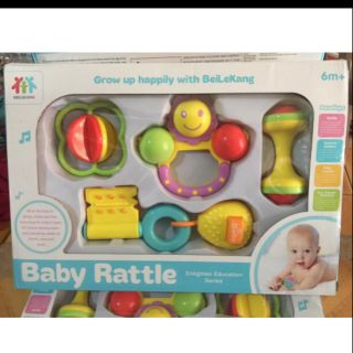 Bộ đồ chơi cho bé 4 món