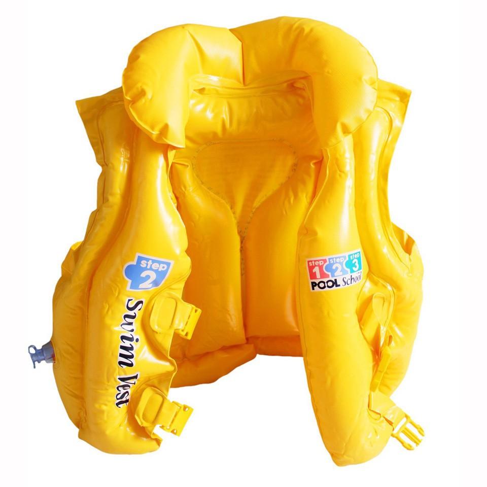 Áo phao bơi Intex chính hãng 58660