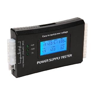 Bộ Test Nguồn ATX Máy Tính Màn Hình LCD Power Supply Tester