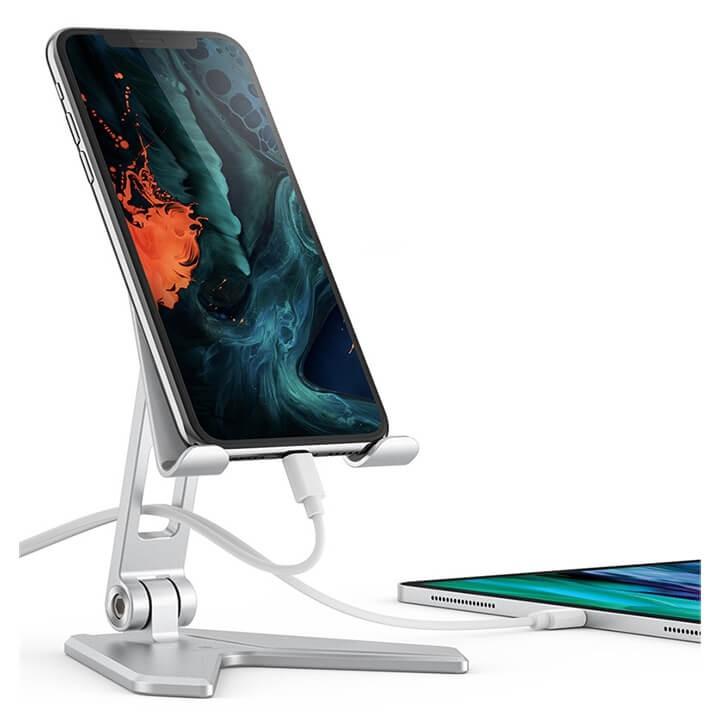 [Mã SKAMPUSHA7 giảm 8% đơn 250k]Giá đỡ iPad và máy tính bảng gập lại được Boneruy P10