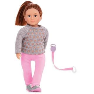 Búp bê Rosalind bộ đồ đi dạo (Lori) BATTAT thumbnail