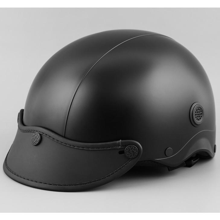 Mũ bảo hiểm lỗ thông gió NÓN SƠN chính hãng A-DN-052