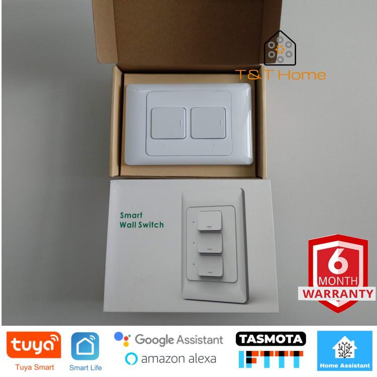 Công tắc cơ wifi thông minh TUYA MC-US-2