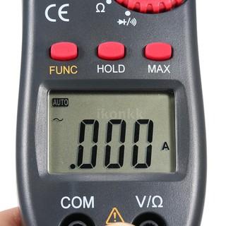Kẹp đo dòng điện RM901A tự động chuyển AC/DC - hình 2