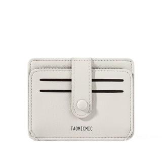 Hình ảnh Ví nữ mini TAOMICMIC dễ thương ngắn cầm tay nhiều ngăn nhỏ gọn bỏ túi thời trang cao cấp VD379-7