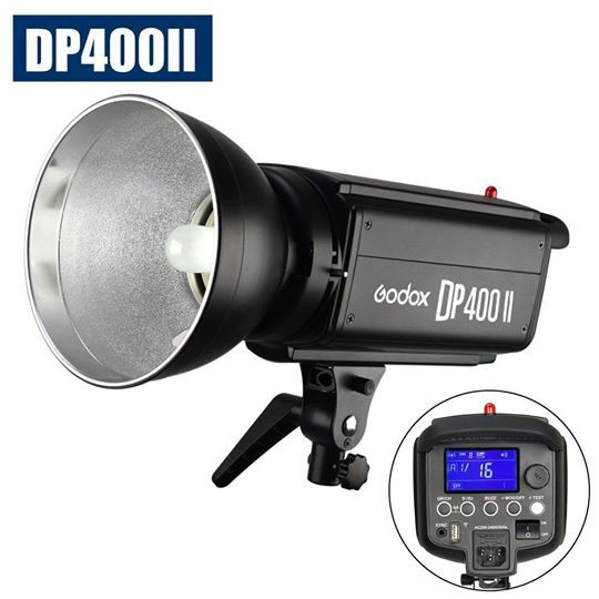 Đèn Flash studio Godox DP400II