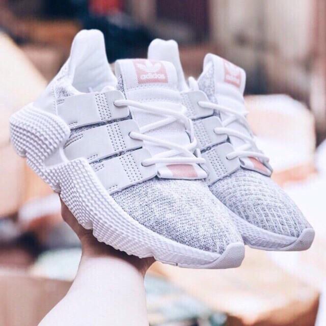 Giày Prophere trắng hồng mới nhất 2018