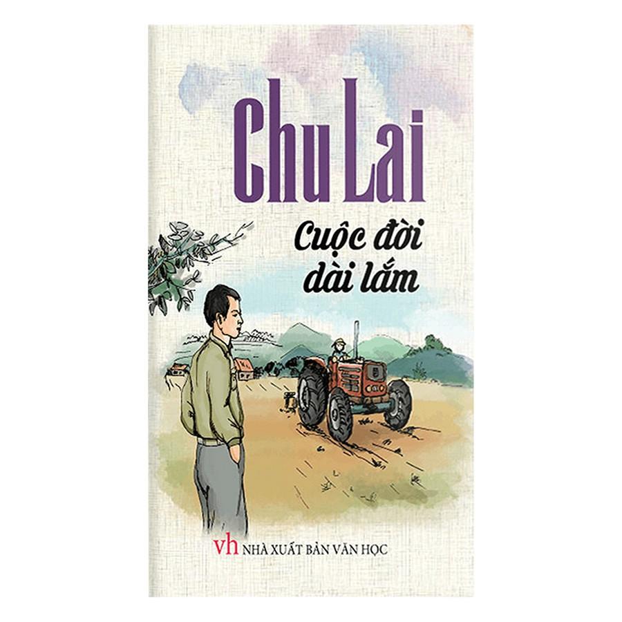 Sách - Cuộc đời dài lắm Chu Lai - 9786049577970