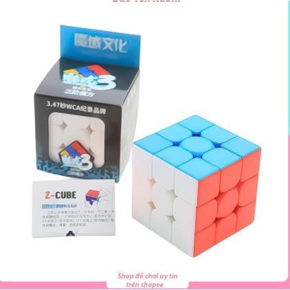 🔥【HOT】🔥Rubik 3×3 Moyu Meilong 3 MFJS Rubic 3 Tầng Stickerless