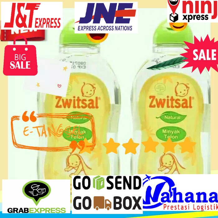 Minyak Telon - Konicare - Perawatan Bayi Zwitsal Baby Natural Minyak Telon - 100Ml Exp 08/2020 Promo