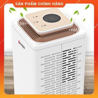 Máy hút ẩm máy lọc không khí chất lượng có hẹn giờ, máy hút ẩm thông minh đa chức năng chigo (ảnh thật)