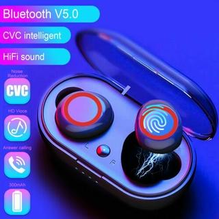 Tai Nghe Không Dây Bluetooth Cảm Ứng Chống Tiếng Ồn