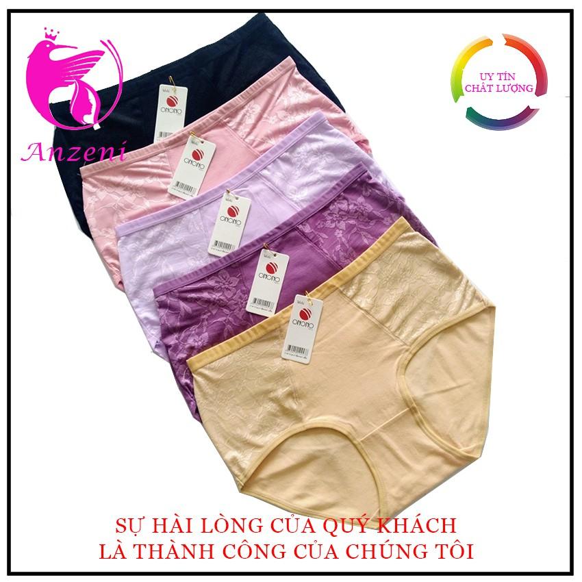[HÀNG ĐẸP] Combo 5 Quần Lót Cotton Thái Lan Onono #130 Siêu Mát