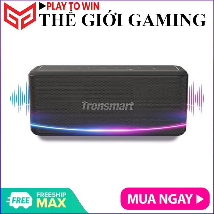 Tronsmart Element Mega Pro Công suất 60W Loa Bluetooth 5.0 Loa di động Hỗ trợ TWS và NFC ghép đôi 2 loa